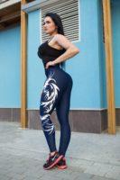 Bona Fide push up leggings. Naiste spordiriided (legginsid, retuusid, kombinesoonid naistele), sport - jooksmine, fitness, jõusaal, jooga, aeroobika, tants.